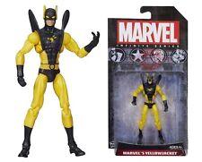 "Yellowjacket Marvel Universe Infinite Series 3.75"" Action Figure Hasbro"