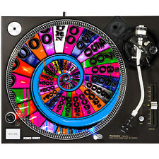 Portable Products Dj Turntable Slipmat 12 inch - Money Game