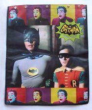 SDCC 2013 exclusive BATMAN classic swag bag w/ BLACK CAPE San Diego Comic Con