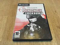 Tom Clancy's Rainbow Six Lockdown - PC Game