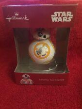 Hallmark - New Star Wars Bb-8 Christmas Tree Ornament