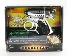 New Universal Studios Men In Black Alien Attack Noisy Cricket Gun