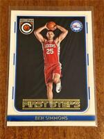 2016-17 Panini Complete Basketball FIRST STEPS - Ben Simmons - 76ERS