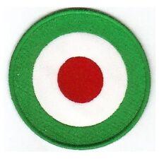 [Patch] COCCARDA COPPA ITALIA diam. cm 8,5 toppa ricamata termoadesiva -411