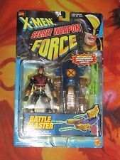 Toy Biz X-Men Secret Weapon Force Cyclops Battle Blaster NEW