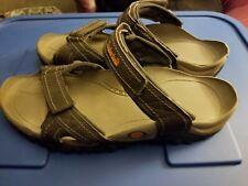Timberland Slide On Sandals-mint