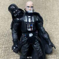 Saga Darth Vader Throne Room Duel Unmasked 3.75'' Action Figures Toy