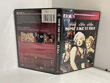 1959 - Some Like It Hot (Decades Collection Dvd + Cd, 2007) Like New - s10
