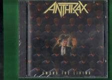 ANTHRAX - AMONG THE LIVING  CD NUOVO SIGILLATO