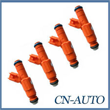 4PCS Fuel Injectors 0280156156 For Mazda 6 2.3L L4 2003-2004