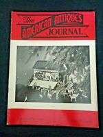 1949 AMERICAN ANTIQUES Journal Noah's Ark Humpty Dumpty Circus Cookie Cutters