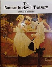 The Norman Rockwell Treasury by Thomas S. Buechner hardcover