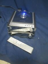 Philips Micro Home Theater System CD/DVD w/ Remote - Tested & Working MCD708/37