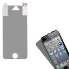 Films protecteurs d'écran iPhone 5 en anti-reflets, mat pour téléphone mobile et assistant personnel (PDA)