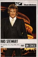 ROD STEWART 'ONE NIGHT ONLY-LIVE AT...' DVD NEW+!!