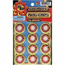 JA-RU Super Bang 8 Shot Ring Caps - 96 Count
