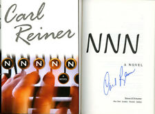 Carl Reiner SIGNED AUTOGRAPHED NNNNN The Novel HC 1st Ed/ 1st Print The Jerk