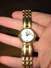 "Premier Designs ""Costa Rica"" Ladies Gold Toned Watch $54 (DC)"