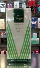 Ma Griffe by Carven 3.4oz  Parfum New in Sealed Box ORIGINAL FORMULA, Rare,HTF