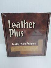 Leather Plus Lezther Care Program