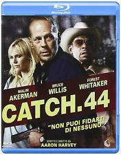 Catch .44 (Blu-ray Disc, 2012, Canadian)