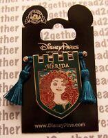 Disney Pin Princess Tapestry Merida