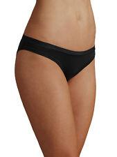 Top Shop size 12 NO VPL Bikini Briefs Knickers Panties cotton & elastane Black