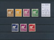 LM83980 Norway 1925 polar bear fine lot MH cv 170 EUR