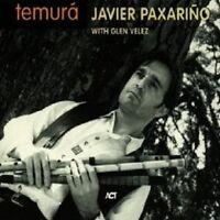 """JAVIER PAXARINO """"TEMURA - MYSTERY OF SILENCE""""  CD NEU"""