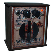 Cigar box Guitar Amp Distortion effect Custom wooden box