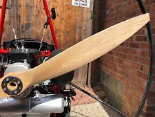 Wooden Propeller: Miniplane Top 80 Powered Paraglider Prop Paramotor 49 inch
