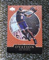 KOBE BRYANT RARE UPPER DECK OVATION SPECIAL BASKETBALL FINISH CARD #29 🏀🏀🏀