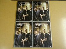 4-DVD SET / CODE 37 - SEIZOEN 1 - VOL. 1 T/M 4