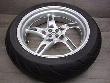Hinterrad Wheel rear MTH2 5,0x17E Pirelli Gran Turismo 170/60ZR17 BMW R1150R