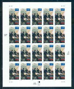 US 3782 Louisiana Purchase, Sheet/20, Mint NH