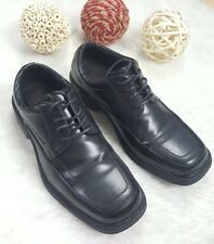 Men's  Dexter Comfort Dress Shoes Spencer Oxford Lace up  Black Size 8