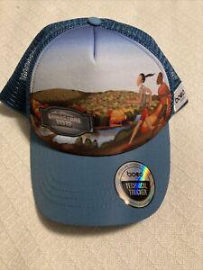 Boco Running Hat Grindstone 100 Mesh Adjustable Ultrarunning Trail Running