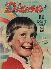 Diana for Girls Magazine No. 231  22 July 1967
