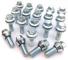 20 x wheel Wobbly Variable PCD bolts M14 x 1.5, 5x106 5x108 5x110 5x112