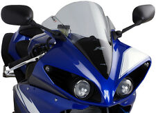 PUIG RACING SCREEN SMOKE R1 '09 Fits: Yamaha YZF-R1,YZF-R1 LE