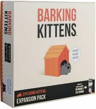 Exploding Kittens Card Game - Barking Kittens Expansion