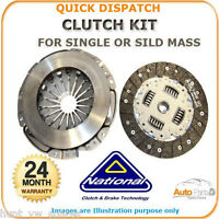 NATIONAL CLUTCH KIT 2 PIECE CK9789 for Ford & Mazda