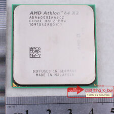 AMD Athlon 64 X2 6000+ ADA6000IAA6CZ CPU 3/2M/1000 Socket AM2 100% work free sp