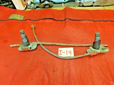 Triumph GT6, Spitfire, Early Windshield Wiper Rack Assembly, Original, !!