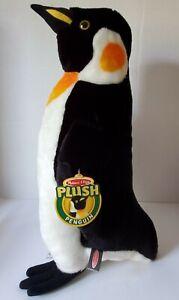 """Melissa & Doug Giant Penguin Plush Large Stuffed Animal Kids Toy Cuddly 25"""" New"""