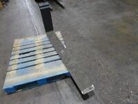 """1-JLG 7139746 Lumber Fork Forklift Skytrak 1.75"""" x 7"""" x 60"""" Pin 2"""" OEM New"""