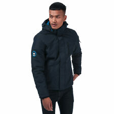 Mens Kool Padded Jacket In Navy- Lightly Padded Jacket