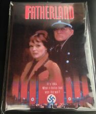 FATHERLAND (1994 DVD) Classic Miniseries with Rutger Hauer Miranda Richardson