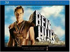 Ben-Hur (Blu-ray Disc, 2011, 3-Disc, Limited Edition Fiftieth Anniversary Books)