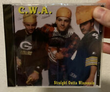 Straight Outta Wisconsin by C.W.A. Cheeseheads With Attitude CD New Packers